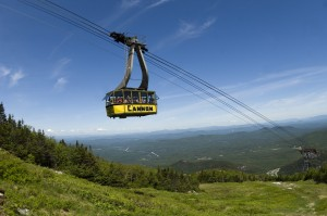 Cannon Mountaion Aerial Tramway (Greg Keeler Photo)