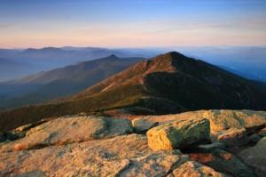 Appalachian Trail, White Mountains, NH (Jim Salge photo)