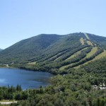 Cannon Mountain as seen from Artists Bluff (David Govatski photo)