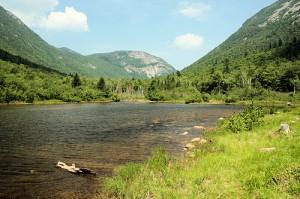 Saco River and Mount Willard