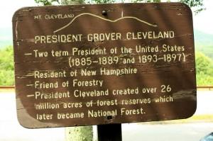 President Cleveland Tribute