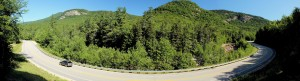 Kancamagus Highway, National Scenic Byway, NH