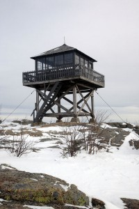 Kearsarge North (Pequawket) Fire Tower - White Mountains, NH