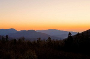CL Graham - Wangan Grounds Scenic Overlook at Sunrise