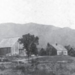 Colbath Homestead in 1907