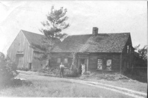 Russell-Colbath House With Family